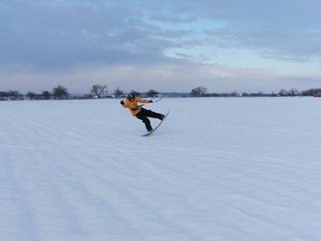 kite  snowkite  Křennice    01.JPG